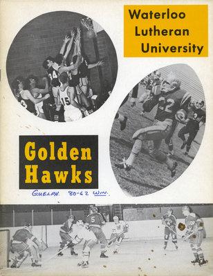 Waterloo Lutheran University Golden Hawks athletics program, Jan. 6, 1971
