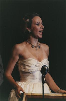 "Theatre Laurier's production of ""Evita"", 1989"