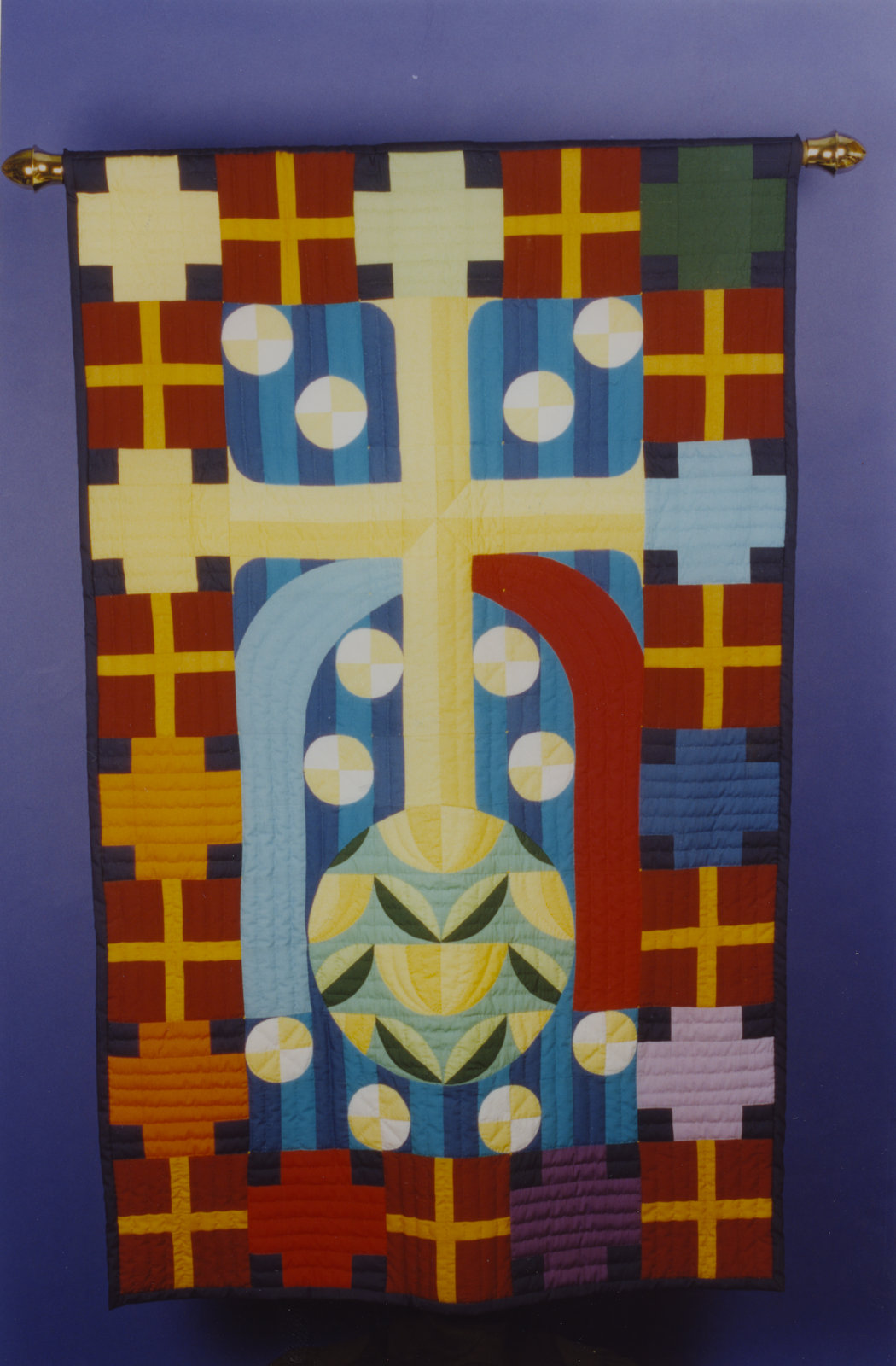 Waterloo Lutheran Seminary processional banner