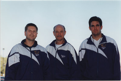 Wilfrid Laurier University men's varsity hockey coaches, 1997-1998