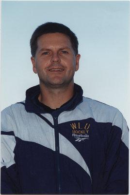 Tony Martindale, Wilfrid Laurier University hockey coach