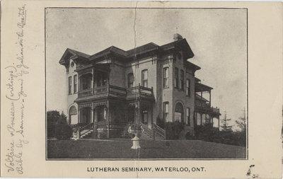 Evangelical Lutheran Seminary, Waterloo, Ontario