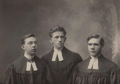 Martin Luther College and Seminary students