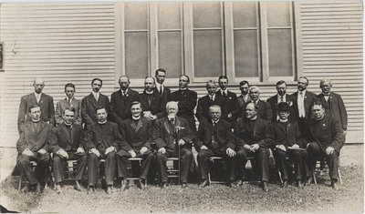 1913 Convention of the Evangelical Lutheran Synod of Central Canada