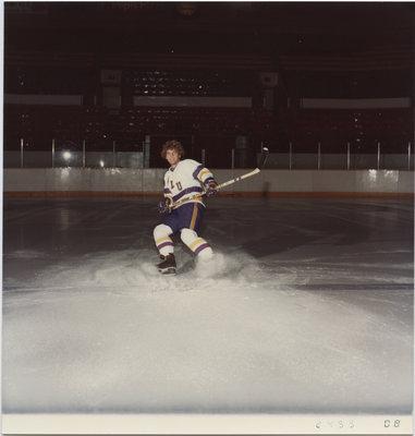 Kirk Sabo, Wilfrid Laurier University hockey player