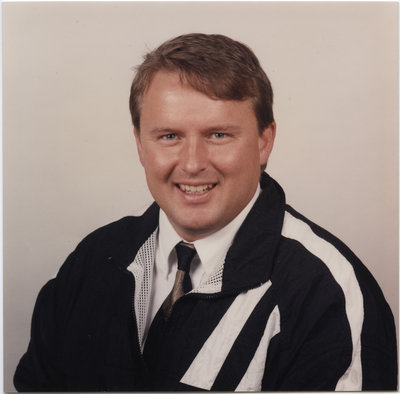 Dean Boles, Wilfrid Laurier University Swim Team coach