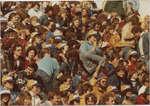 Crowd at Seagram Stadium, 1979