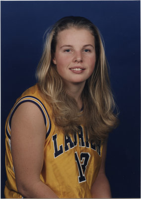 Sarah Collins, Wilfrid Laurier University basketball player