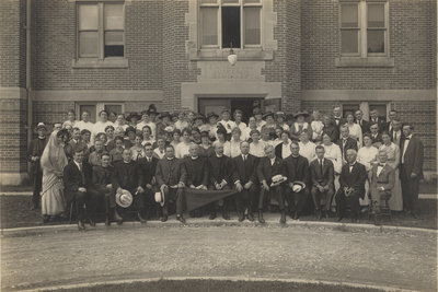 Inaugural Summer School for Church Workers, 1919