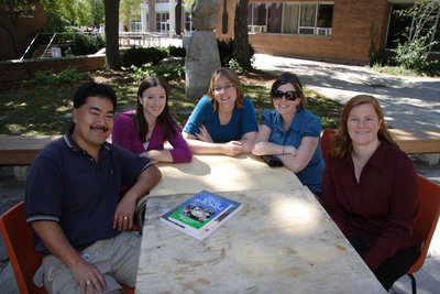Faculty of Education barbeque, 2007