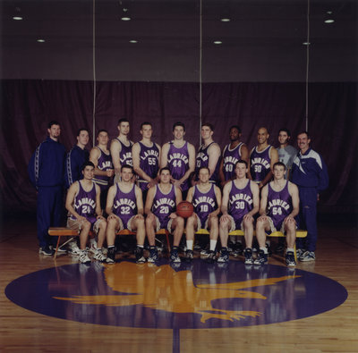 Wilfrid Laurier University men's basketball team, 1998-1999
