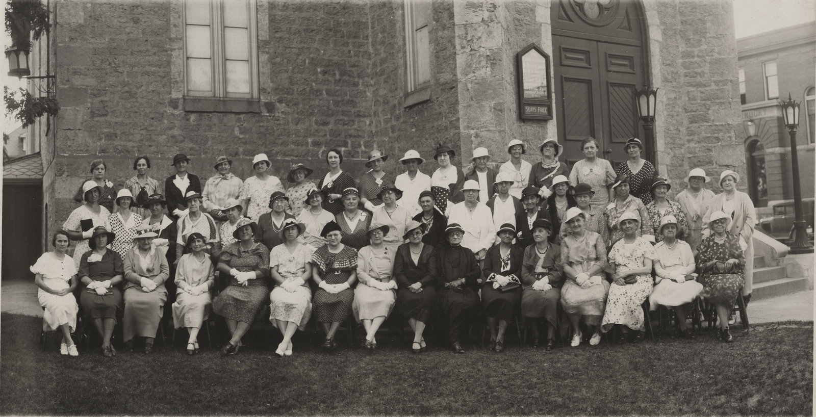 Women's Missionary Society, St. Peter's Evangelical Lutheran Church