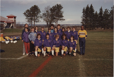 Wilfrid Laurier University women's soccer team
