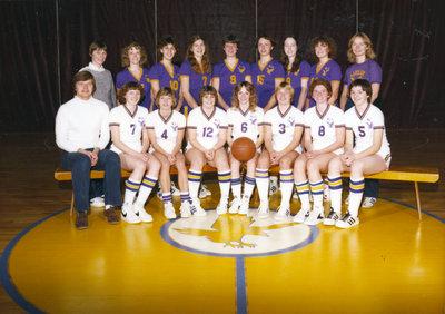 Wilfrid Laurier University women's basketball team, 1981