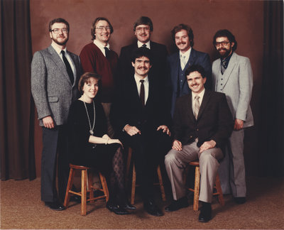 Graduate Students' Association founding Board of Directors