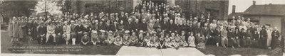 Kitchener District Sunday School Convention, 1927