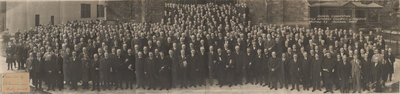 Annual Convention of the United Lutheran Church of America, 1922