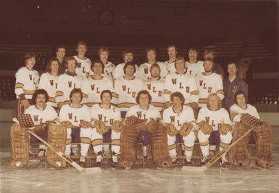 Wilfrid Laurier University men's hockey team, 1977-78