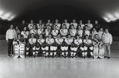 Wilfrid Laurier University men's hockey team