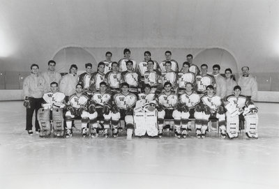 Wilfrid Laurier University men's hockey team, 1990-1991