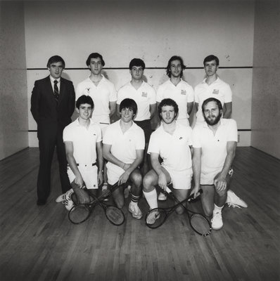 Wilfrid Laurier University men's squash team