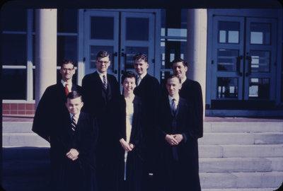 Class of 1961 Gold Medalists, Waterloo Lutheran University