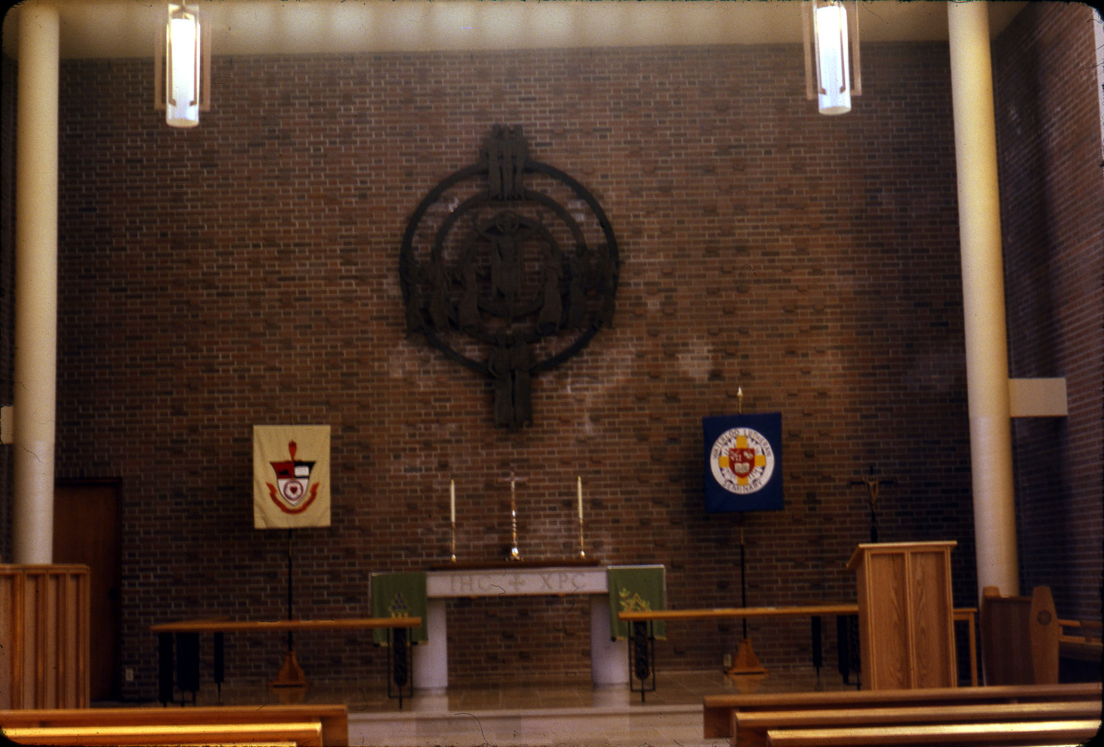 Keffer Memorial Chapel, Waterloo Lutheran Seminary
