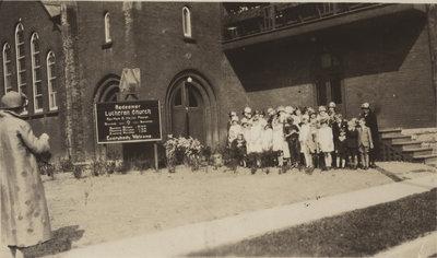 The Light Brigade, Evangelical Lutheran Church of the Redeemer
