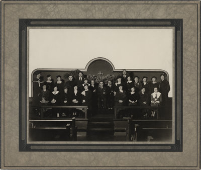 Members of Evangelical Lutheran Church of the Redeemer, Montreal, Quebec