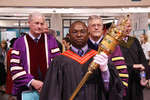 Procession of the mace, spring convocation 2008