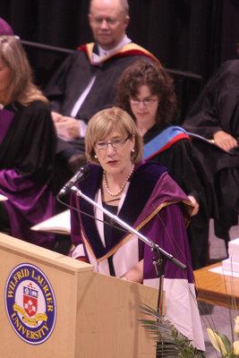 Lorna Marsden's honorary degree address, spring convocation 2008