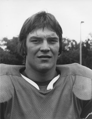 Jim Reid, Wilfrid Laurier University football player