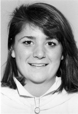 Ann Weber, Wilfrid Laurier University basketball player