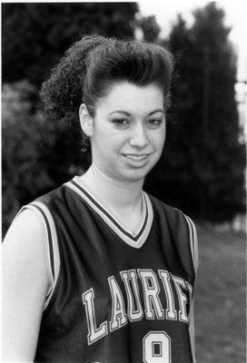Tanya Collins, Wilfrid Laurier University women's basketball player