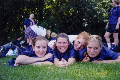 Wilfrid Laurier University women's lacrosse players, 1999-2000