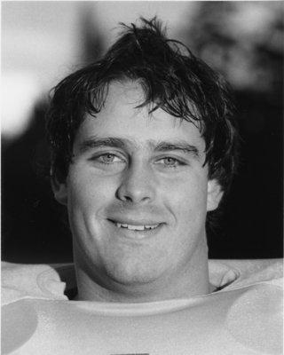 Greg Newbrough, Wilfrid Laurier University football player