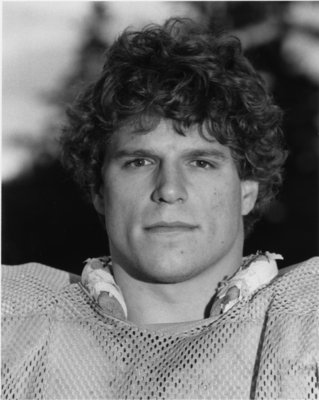 Rod Connop, Wilfrid Laurier University football player