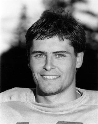 Scott Leeming, Wilfrid Laurier University football player