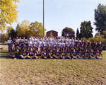 Wilfrid Laurier University men's football team, 1987