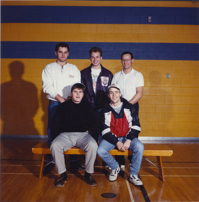 Wilfrid Laurier University men's curling team, 1990-1991