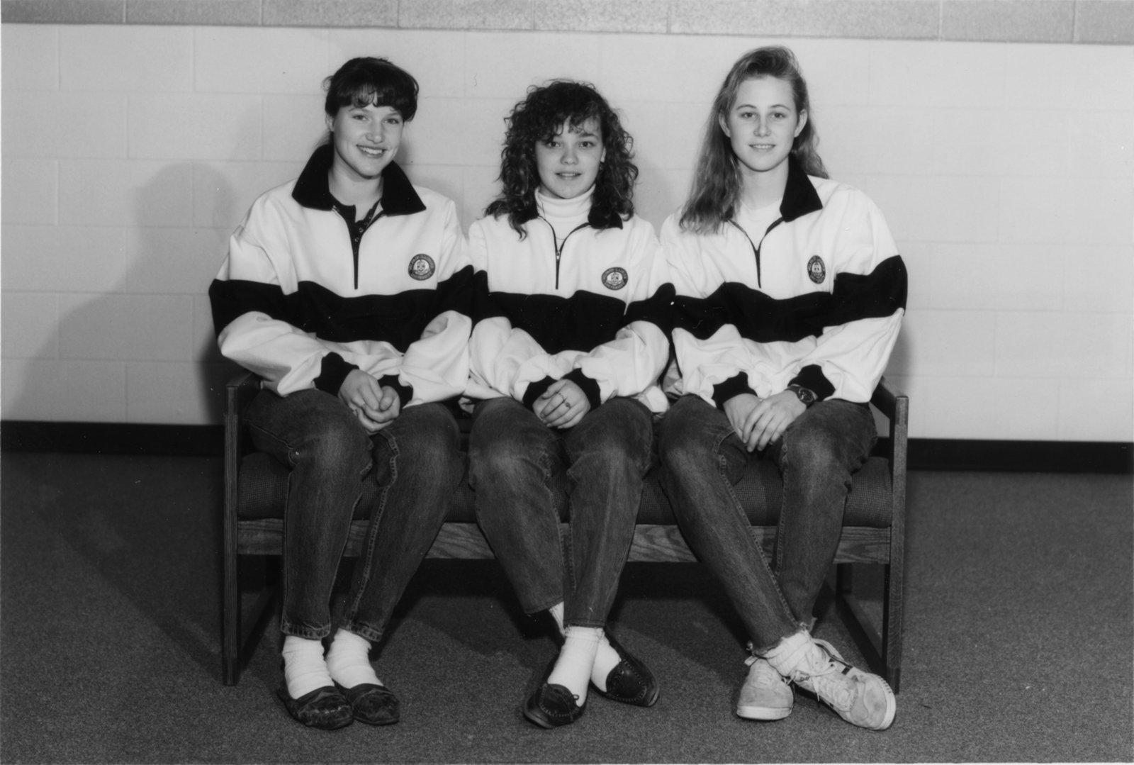 Wilfrid Laurier University women's badminton team