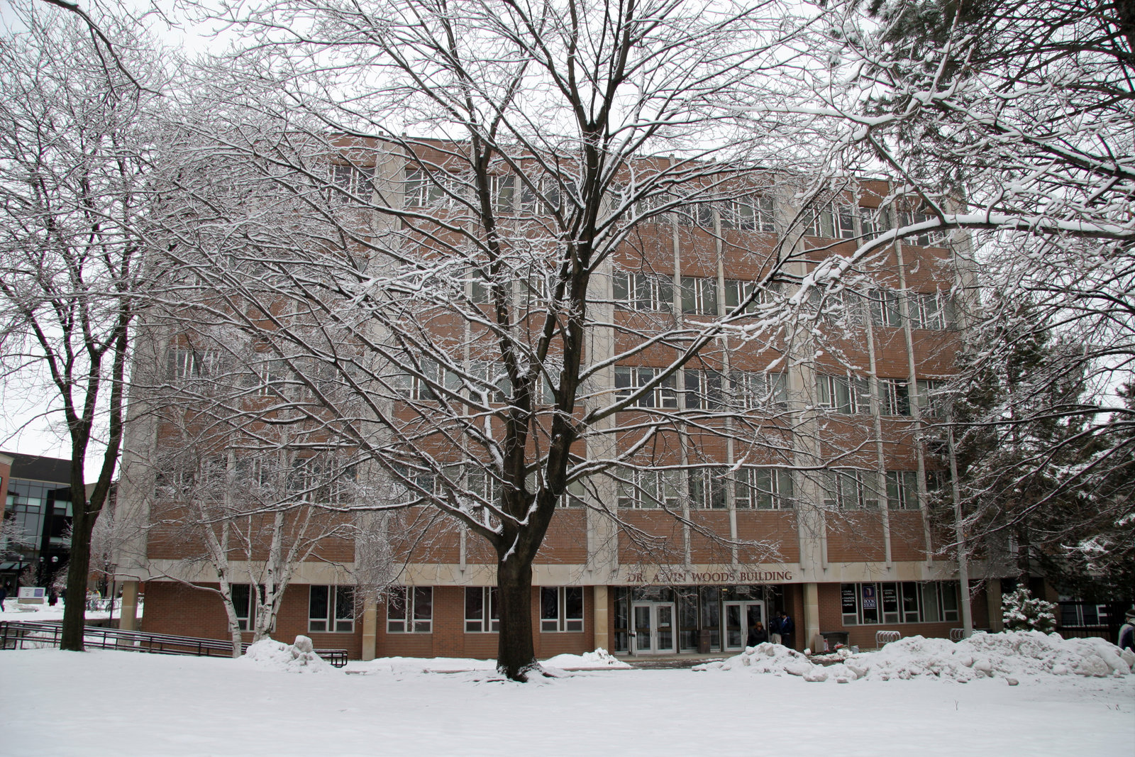 Dr. Alvin Woods Building, Wilfrid Laurier University