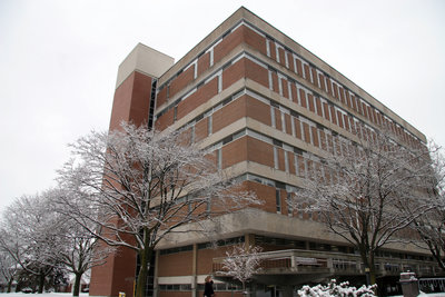 Library, Wilfrid Laurier University
