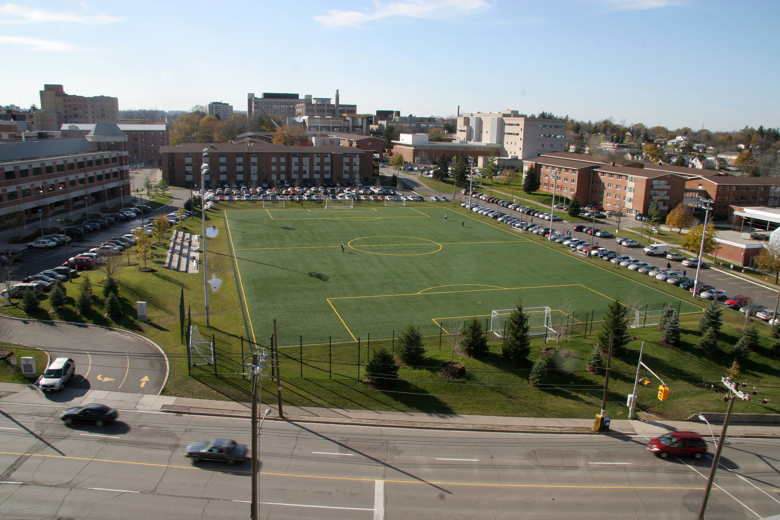 Alumni Field, Wilfrid Laurier University