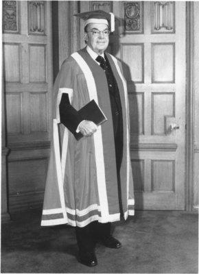 Paul Joseph Martin, Chancellor of Wilfrid Laurier University