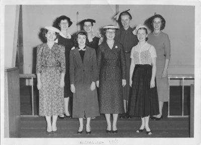 Seminette Club, 1956
