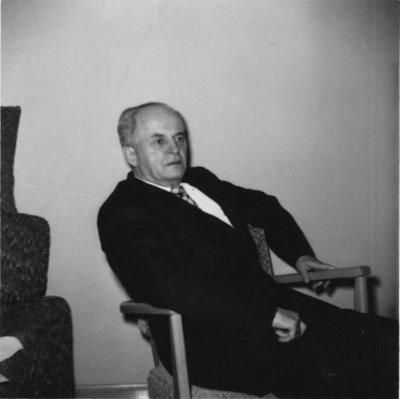 Reverend Carl Justin Daechsel