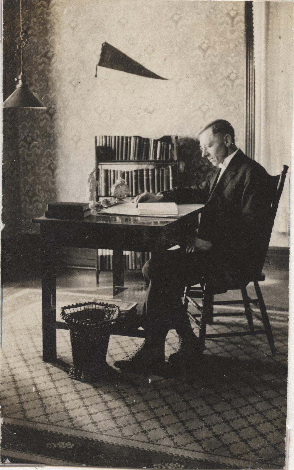 Carl Sorensen, Evangelical Lutheran Seminary of Canada