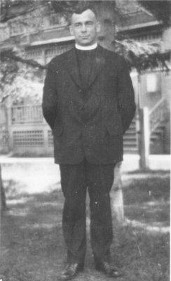 Reverend William Schultz
