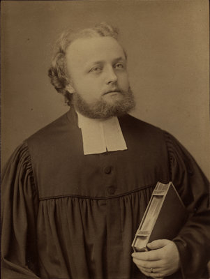 Reverend Bahne Peter Christiansen